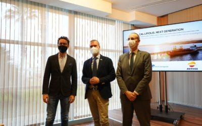 El Port, Repsol y Vila-seca se alían en el proyecto Cal·lípolis Next Generation para solicitar fondos europeos para sus proyectos sostenibles
