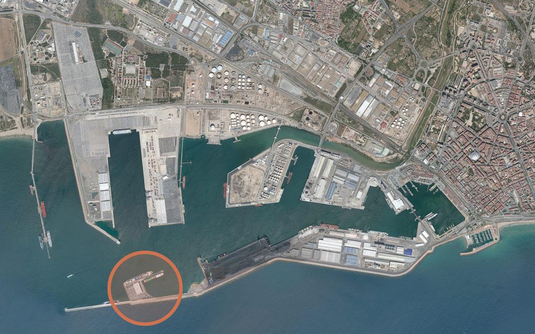 La DEUP del Port se amplía con el muelle de Balears