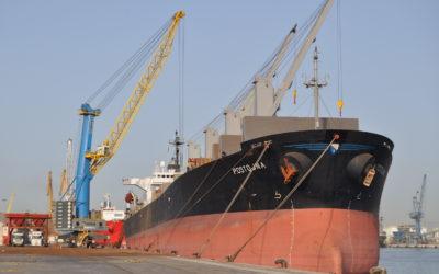 Tarragona, el segundo puerto que más crece en el primer cuatrimestre