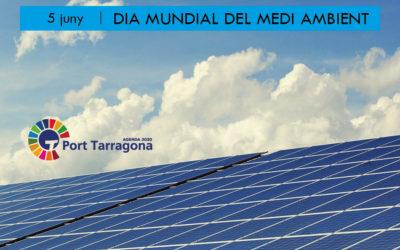 El Port se suma a la celebración del Día Mundial del Medio Ambiente con tres iniciativas