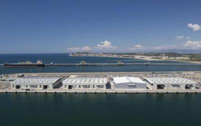 El éxito de la línea ro-ro con Turquía impulsa a Euroports a ampliar sus instalaciones