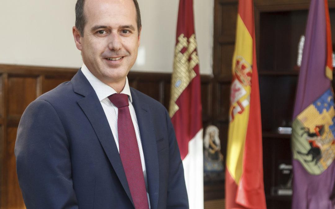 """Alberto Rojo: """"La conexión directa de Guadalajara con el Port de Tarragona supondrá una auténtica revolución"""""""