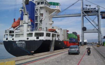 El Port se dispara en mayo y marca en el acumulado un crecimiento del 14,6%