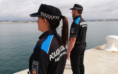 La Policía Portuaria suma más de 7.300 intervenciones durante el primer semestre, un 21% más