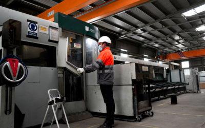 Prime Steel invierte en maquinaria láser de alta precisión