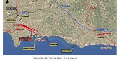 Adif ejecuta nuevas obras para avanzar en el desarrollo del Corredor Mediterráneo en Tarragona