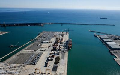 El Port licita una nueva red contraincendios en el muelle de Andalucía