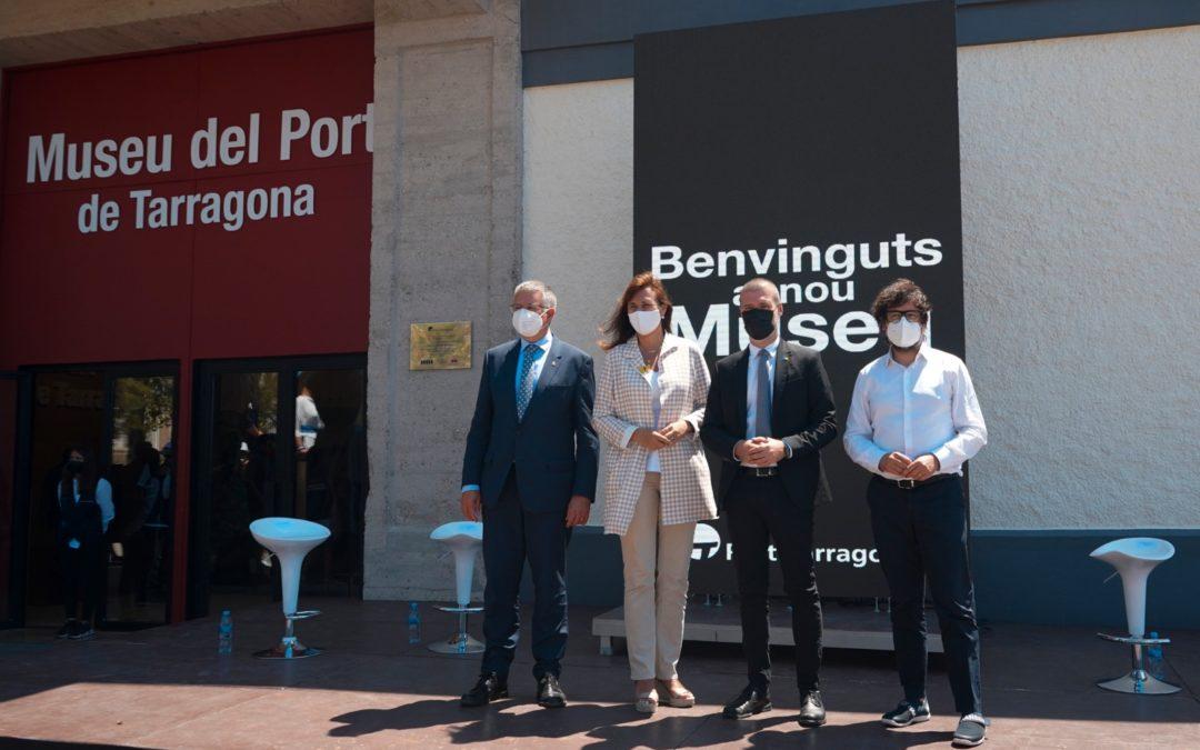El nuevo Museu del Port ya es una realidad