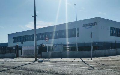 Amazon inicia operaciones en su centro logístico de Constantí